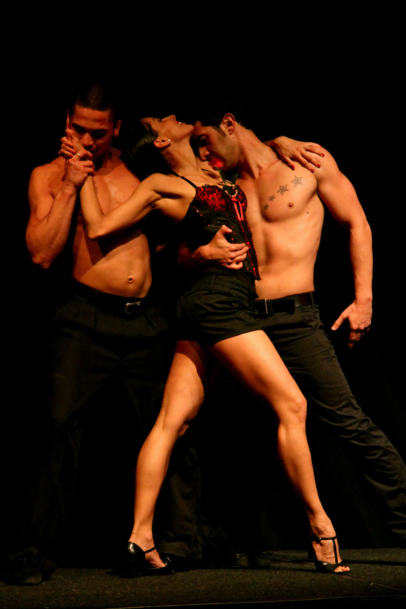 BE CONSUMED BY THE PASSION AT THE SYDNEY PREMIERE OF THREE 2 TANGO